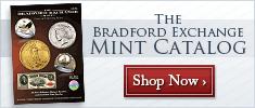 The Bradford Exchange Mint Catalog - Shop Now