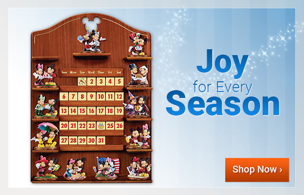 Joy for Every Season - Shop Now