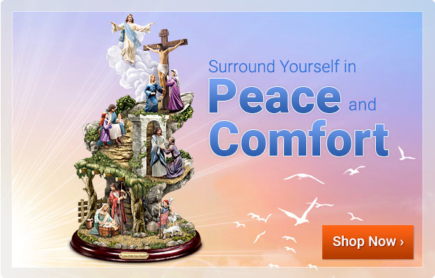 Surround Yourself in Peace and Comfort - Shop Now