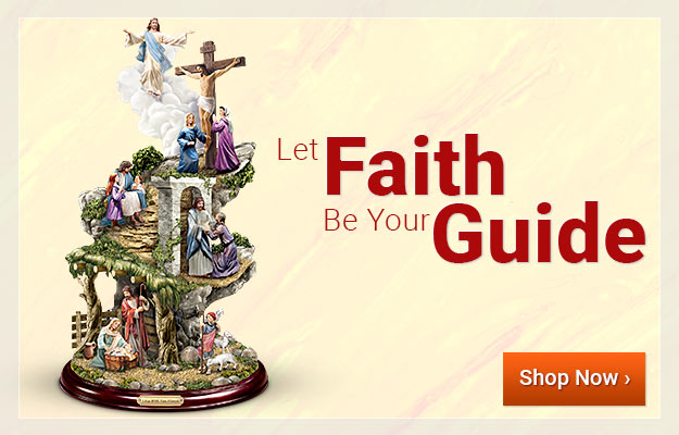 Let Faith Be Your Guide - Shop Now