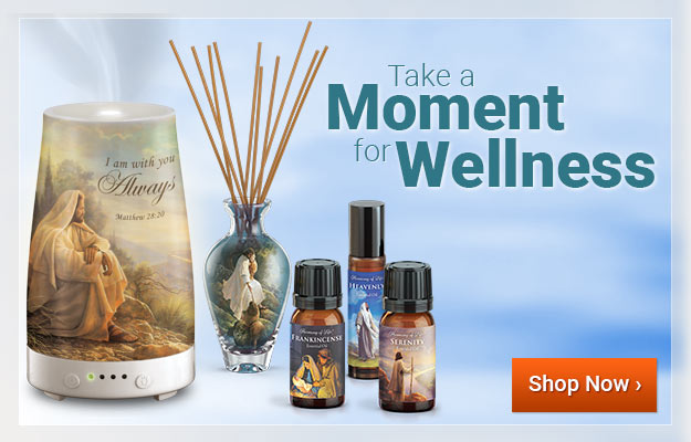 Take a Moment for Wellness - Shop Now