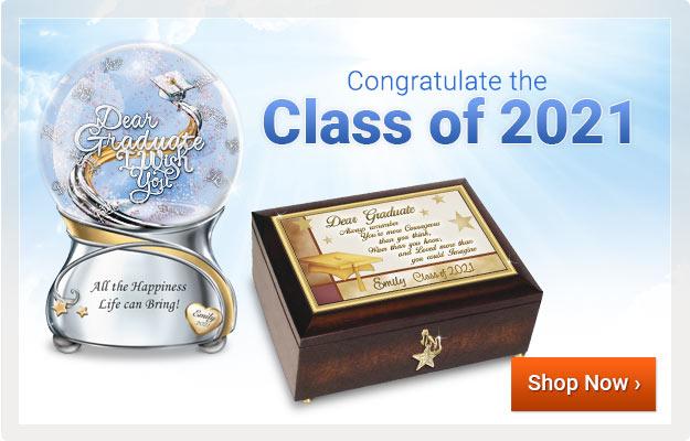 Congratulate the Class of 2021 - Shop Now