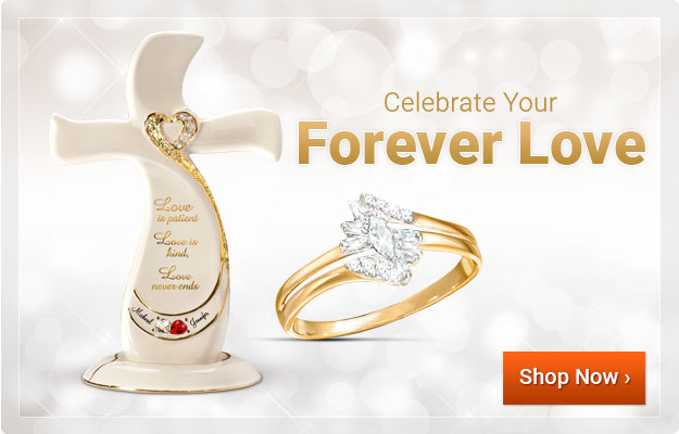 Celebrate Your Forever Love - Shop Now