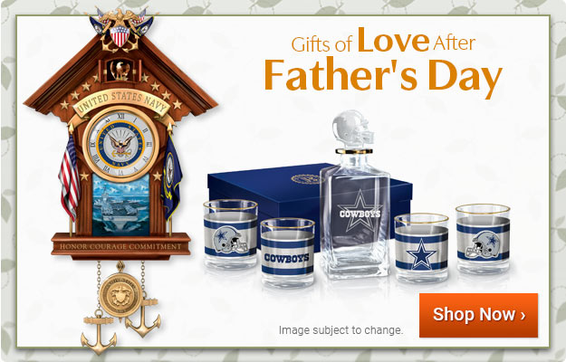 Gifts of Love After Father's Day - Shop Now