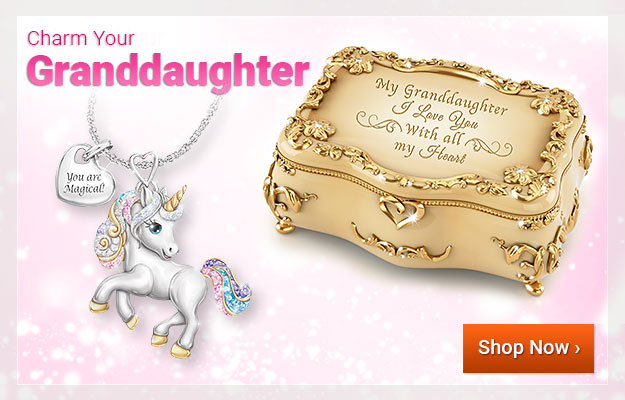 Charm Your Granddaughter - Shop Now