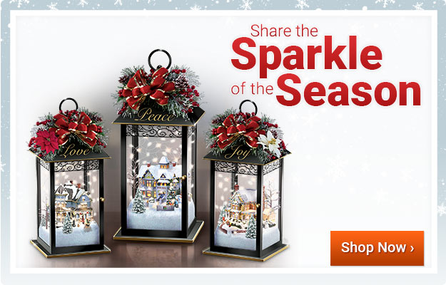 Share the Sparkle of the Season - Shop Now