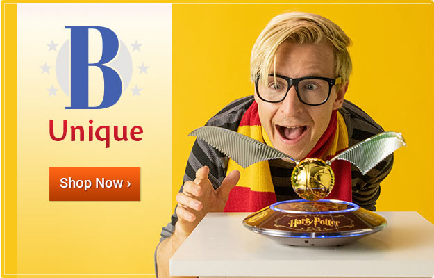 [B] Unique - Shop Now