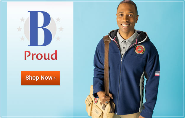 [B] Proud - Shop Now