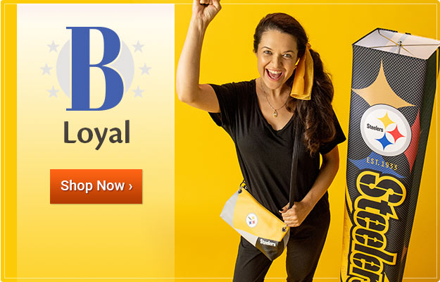[B] Loyal - Shop Now