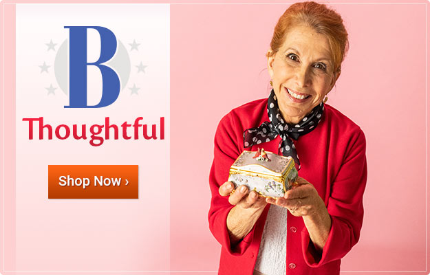 Be Thoughtful - Shop Now