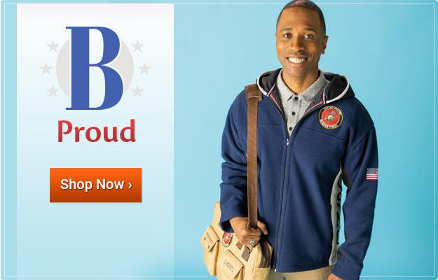 Be Proud - Shop Now