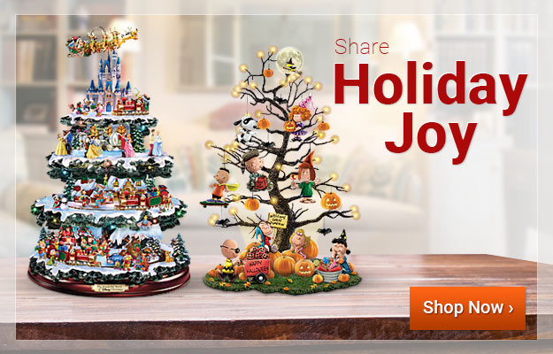 Share Holiday Joy - Shop Now