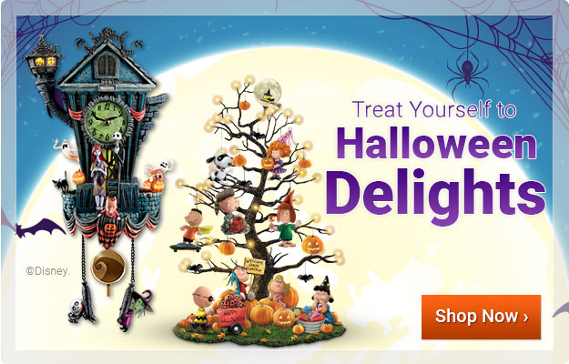 Treat Yourself to Halloween Delights - Shop Now