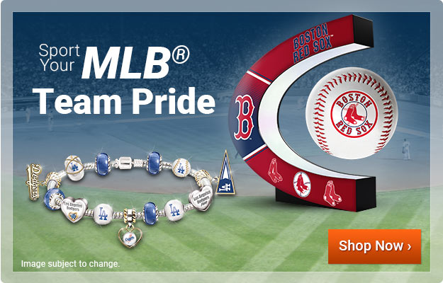 Sport Your MLB® Team Pride - Shop Now