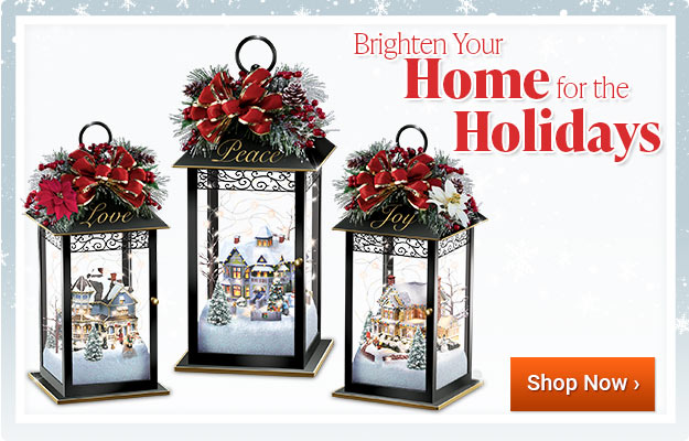 Brighten Your Home for the Holidays - Shop Now