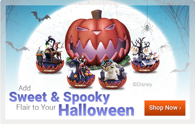 Add Sweet and Spooky Flair to Your Halloween - Shop Now