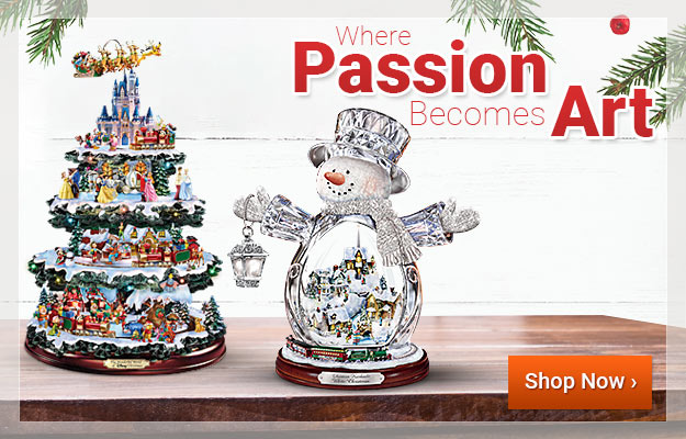 Where Passion Becomes Art - Shop Now