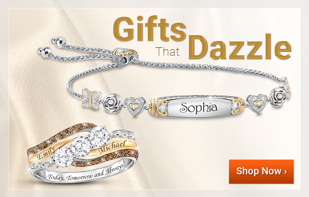 Gifts That Dazzle - Shop Now