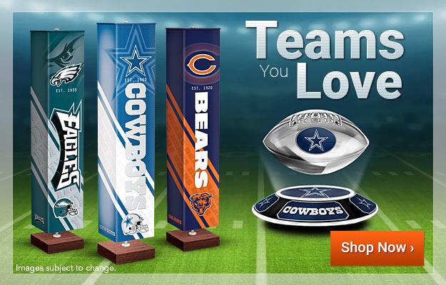 Teams You Love - Shop Now