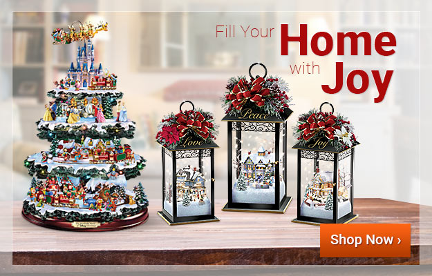 Fill Your Home with Joy - Shop Now