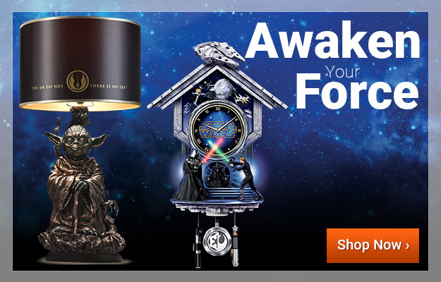 Awaken Your Force - Shop Now