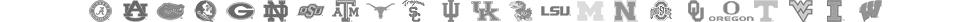 College Team Logos