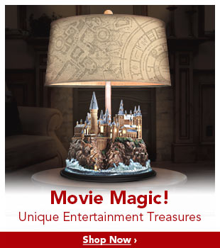 Movie Magic! Unique Entertainment Treasures - Shop Now