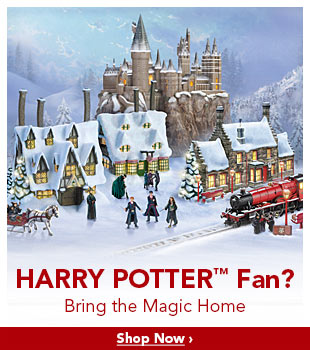 HARRY POTTER(TM) Fan? Bring the Magic Home - Shop Now