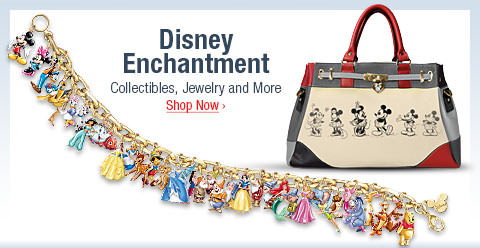 Disney Enchantment - Collectibles, Jewelry and More - Shop Now