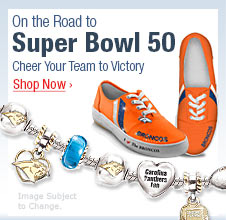 On the Road to the Super Bowl - Cheer Your Team to Victory - Shop Now