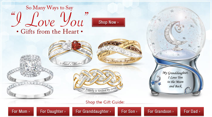 So Many Ways to Say 'I Love You' - Gifts from the Heart - Shop Now