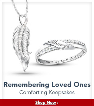 Remembering Loved Ones - Comforting Keepsakes - Shop Now