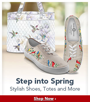 Step into Spring - Stylish Shoes, Totes and More - Shop Now