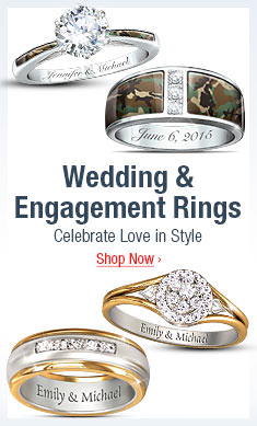 Wedding and Engagement Rings - Celebrate Love in Style - Shop Now