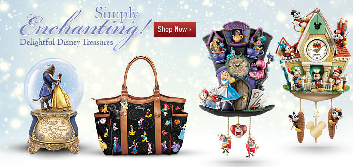 Simply Enchanting - Delightful Disney Treasures - Shop Now