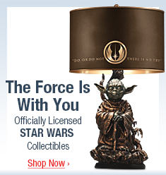 The Force Is With You - Officially Licensed STAR WARS Collectibles - Shop Now