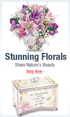 Stunning Florals - Share Nature's Beauty - Shop Now