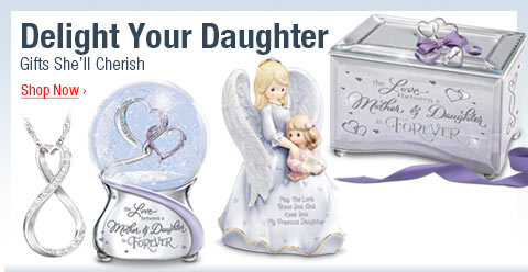 Delight Your Daughter - Gifts She'll Cherish - Shop Now
