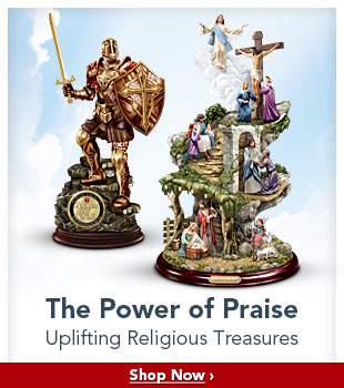 The Power of Praise - Uplifting Religious Treasures - Shop Now