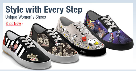 Style with Every Step - Unique Women's Shoes - Shop Now
