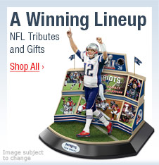 A Winning Lineup - NFL Tributes and Gifts - Shop Now