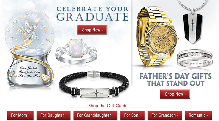 Celebrate Your Graduate | Father's Day Gifts That Stand Out - Shop Now