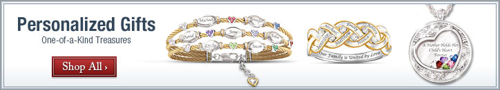 Personalized Gifts - One-of-a-Kind Treasures - Shop All