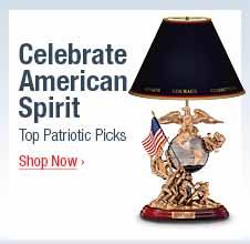 Celebrate American Spirit - Top Patriotic Picks - Shop Now