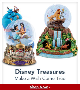 Disney Treasures - Make a Wish Come True - Shop Now