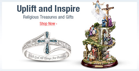 Share Your Faith - Religious Treasures and Gifts - Shop Now