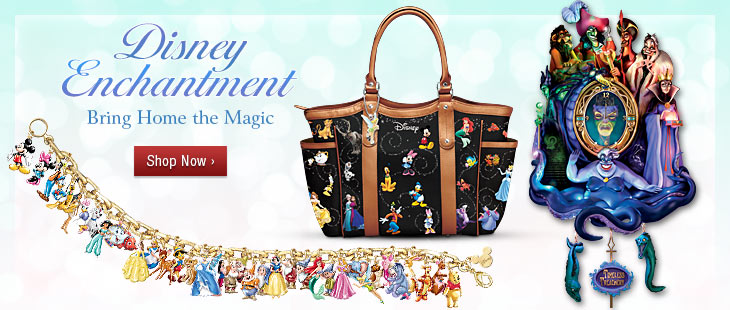 Disney Enchantment - Bring Home the Magic - Shop Now