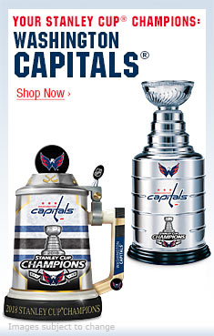 Your Stanley Cup(R) Champions: Washington Capitals(R) - Shop Now