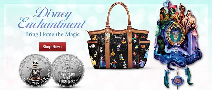 Disney Enchantment - Bring Home the Magic - Shop Now