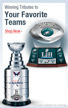 Winning Tributes to Your Favorite Teams - Shop Now